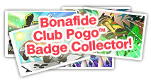Badge collector