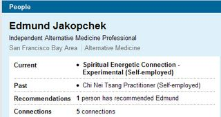 Jakopchek on LinkedIn
