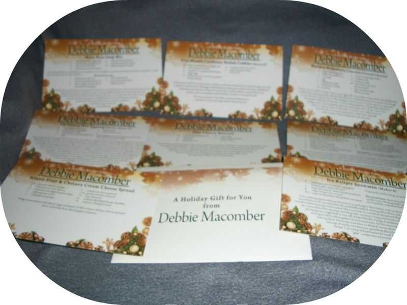Macomber recipe cards